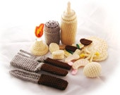 Crochet Teppanyaki Pattern Collection PDF