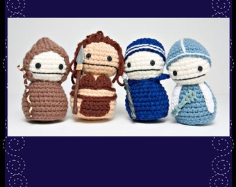 More Fighters Crochet Pattern Collection PDF