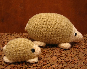 Crochet Mole Pattern Set PDF