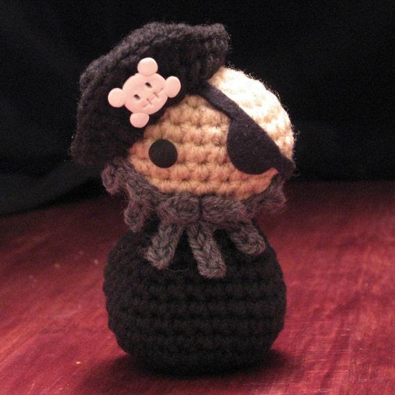Amigurumi Pirate