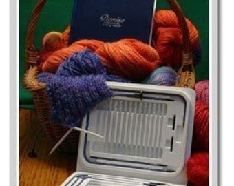 Denise Interchangeable Knitting Needles Free Shipping