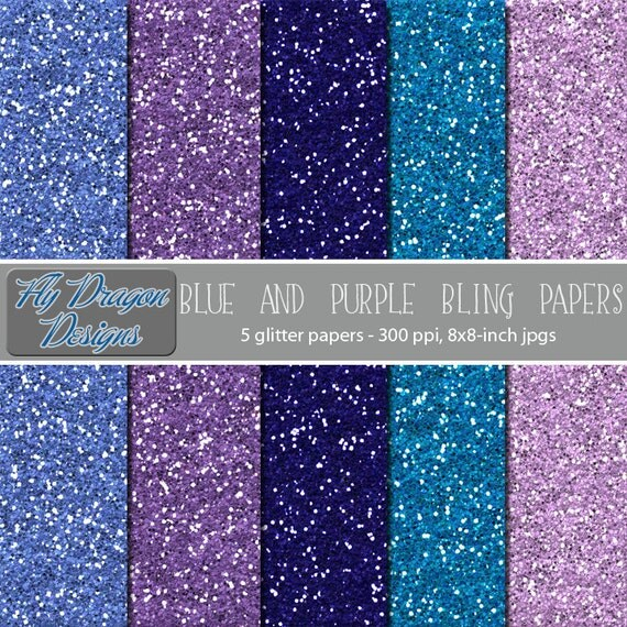 Persnickety image for printable glitter paper
