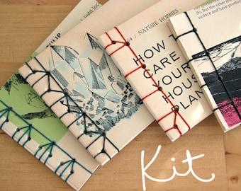 KIT - Japanese Binding Kit and Tutorial