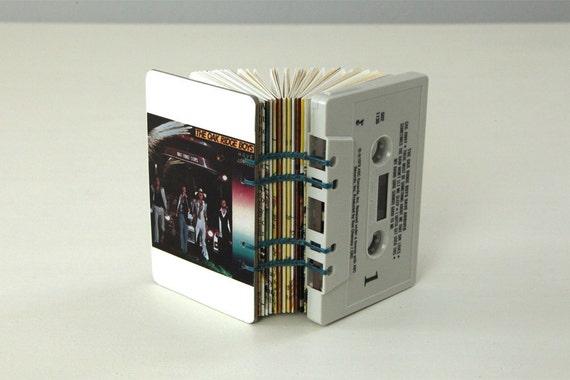 The Oak Ridge Boys Cassette Tape Blank Book / Journal
