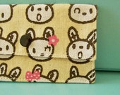Happy Bunnies Card Holder