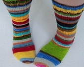 Pipp's Basic Cankle Socks  PATTERN - PDF - Digital Delivery only -sport weight yarn