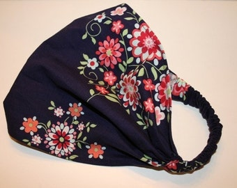 HEADSCARF for WOMEN - bebe headscarf in midnight memento