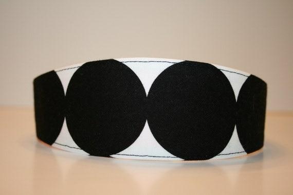 Lotsa Dots Reversible Headband - Child