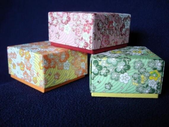 3 Masu Boxes