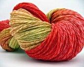 SALE Handpainted Tweed Merino Sock Yarn