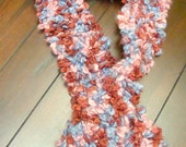 SALE Multi Color Knitted Loop Scarf