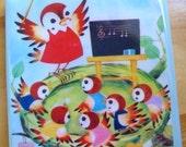 Bird School Coaster