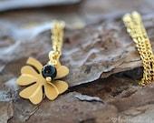 Vermeil Clover Necklace