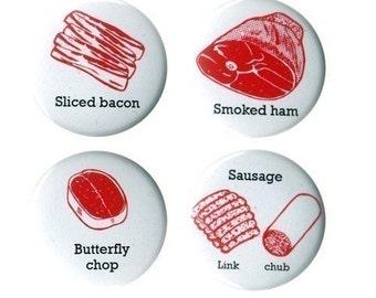 Porky Pleasures (Set of 4)