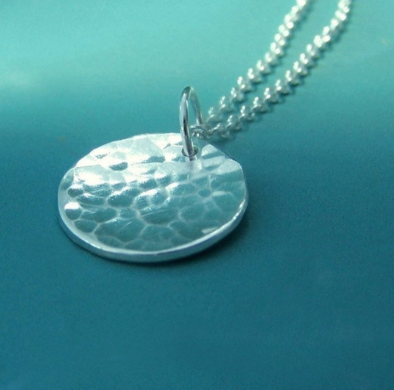Small Pool Necklace