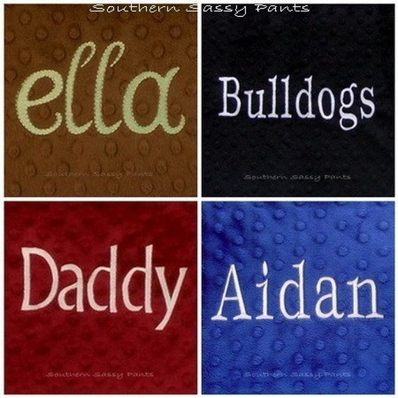 Tween Girls or Boys Personalized Pillowcase , Standard Size Minky Pillow Case - You Design, Unique Gift For All Ages