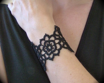 Tatted Jewelry And Accessories Lace With An Edge By Totusmel