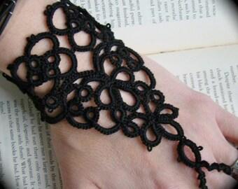 Tatted Slave Bracelet - Enslaved Heart
