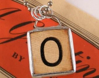 Zero Number Pendant Necklace