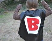 5 Personalized Superhero Cape capes Custom Choose your own  superhero favor