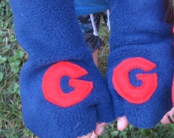 Superhero Costume  Kid  Princess Gloves Childrens Custom