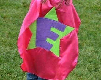 Supehero kids  Cape as seen on INC Magazine  party favors