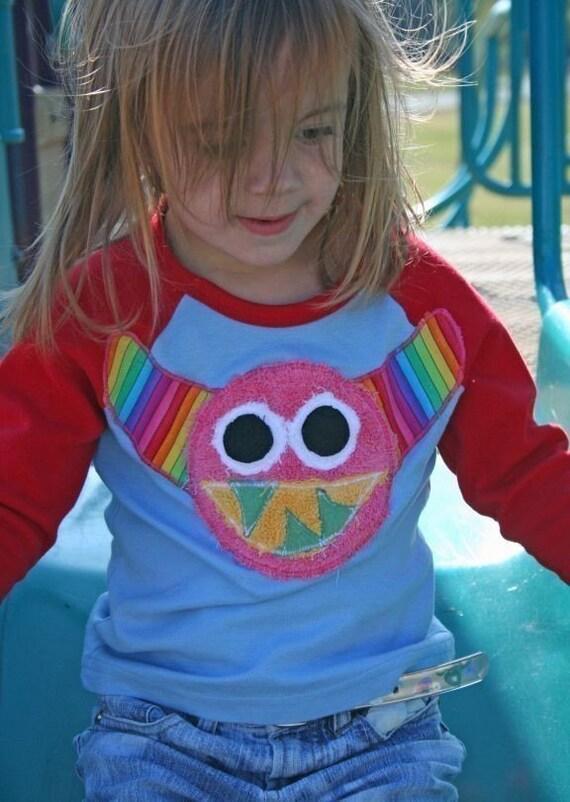 Rainbow the Monster Tee