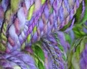 Handspun targhee Wool Yarn