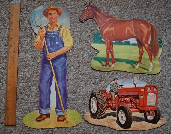 Vintage Farm Ephemera