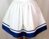 Custom Order for HollyTomp - Everyday Sailor Skirt