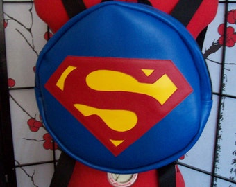 Superman Inspired backpack