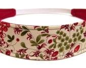 Reversible Fabric Headband   -  SAMANTHA    Headbands for Women