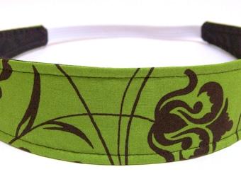 Reversible Fabric Headband   -  BIANCA   Headbands for Women