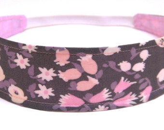 Reversible Fabric Headband   -  MARILYN   Headbands for Women