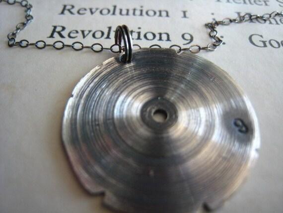 No. 9 Necklace