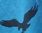 Blue Jay Hemp OC Eagle Shirt Men SZ M SALE