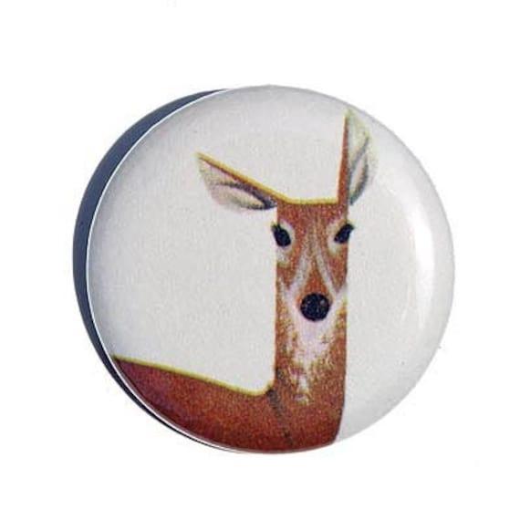 Charley Harper Deer
