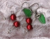 Juicy Cherry earrings