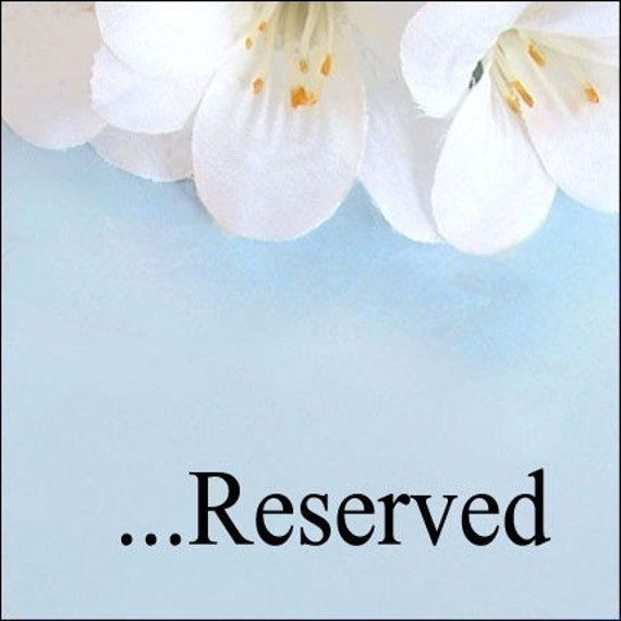 RESERVED for MH