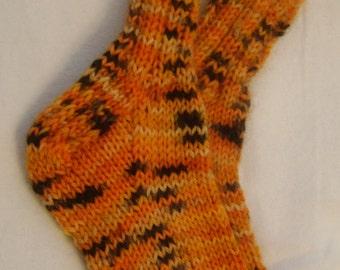 Tiger Toddler Socks