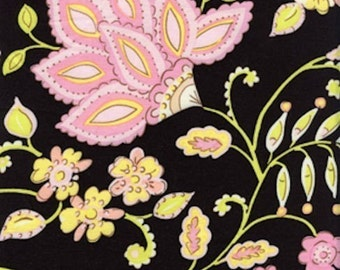 Kumari garden dena designs fabric marala in pink 1 by for Kumari garden fabric by dena designs