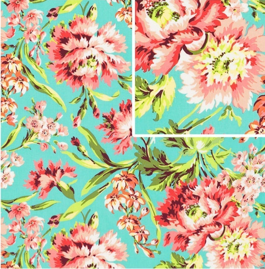 Amy Butler Home Decor Fabric Amy Butler Love Etsy