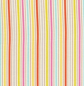 Dena designs fabric kumari garden tanaya stripe in pink for Kumari garden fabric by dena designs