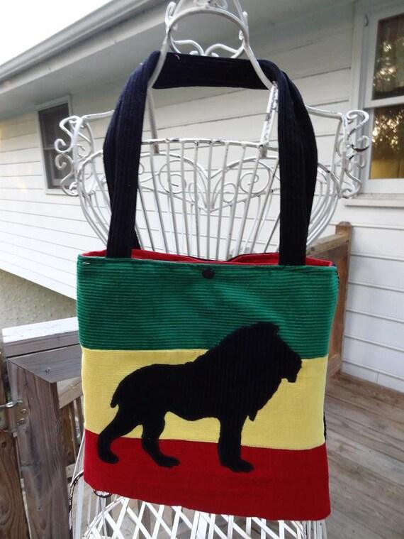 Bratsacks Tote -- Lion of Zion