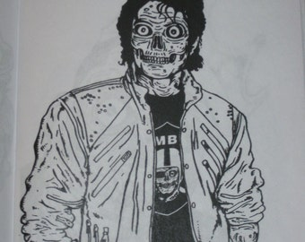 Zombies pocket Zombie Coloring Book