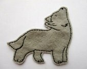 Wolf iron on patch, sew on patch, embroidered patch, back patches, cute patches, patches for jackets, patches for jeans, customize