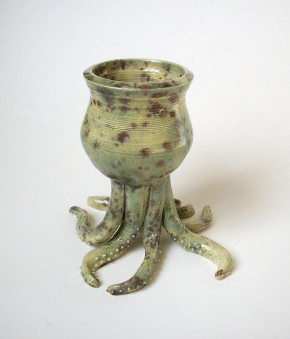 Handmade Ceramic OCTOPOT Planter