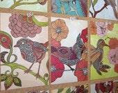 9 birds - set of 9 photo prints 4x6
