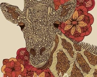 The Giraffe print