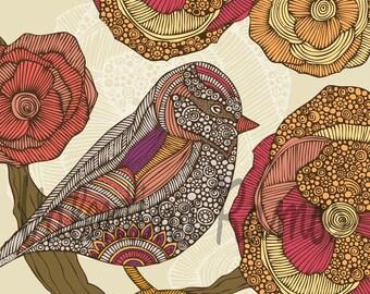Vera the bird Print